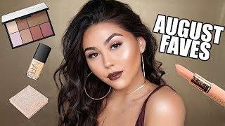 AUGUST BEAUTY FAVORITES 2017 | Roxette Arisa