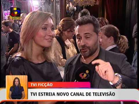 Você na TV: Felipa Garnel e Gabriela Barros na TVI Ficção