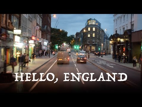 Travel with Me to Ireland, Scotland, & England!
