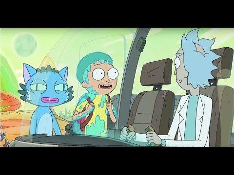 Рик и Морти 4 сезон официальный трейлер и дата выхода