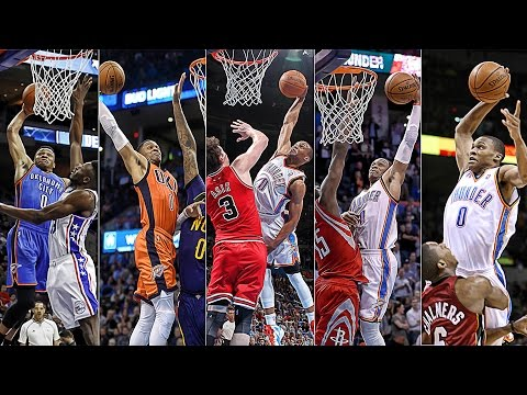 Russell Westbrook's Best Dunk On Every Team In The NBA!