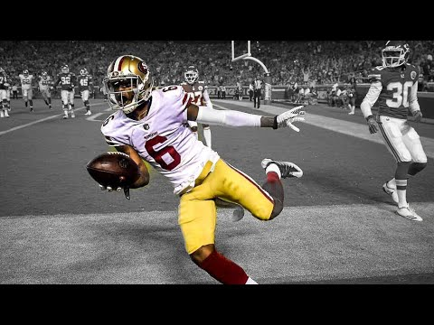 Kendrick Bourne 49ers Highlights