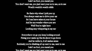 sam hunt ex to see with lyrics