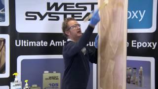 Wooden boat repair: how to coat plywood