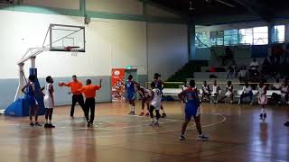 Amazing 11 years female basketball player Carissa Ramdial