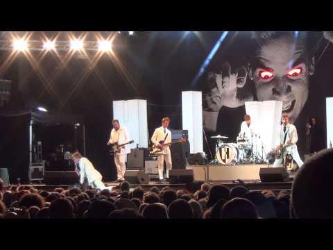THE HIVES - Live @ Gröna Lund [11 songs] , Stockholm (Sweden) , September 25th  2014
