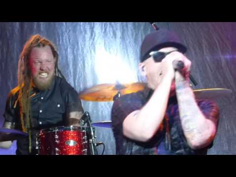 Shinedown - Cut the Cord LIVE Houston / Woodlands Tx 7/11/15