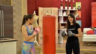 Praktična žena - Boks fitness za savršenu figuru i oslobađanje od stresa