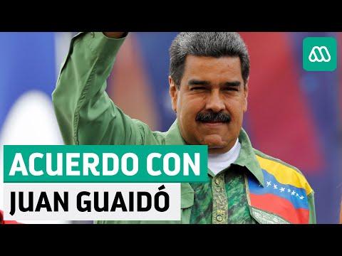 Venezuela |Acuerdo entre Maduro y Guaidó por coronavirus