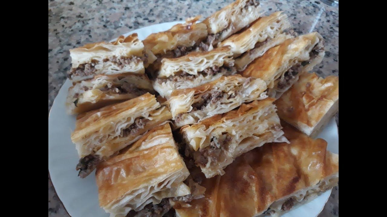 Nefis kıymalı börek tarifi / pratik kıymalı su böreği tadında / çok kolay tarifler