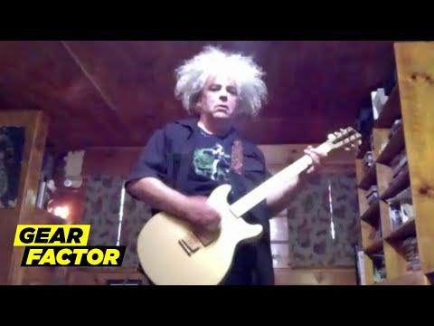 Melvins' Buzz Osborne Plays His Favorite Riffs