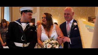 Megan & Matt, Ringwood Hall Wedding