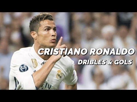 CRISTIANO RONALDO ● DRIBLES & GOLS - 2001/2017   REALFUT7