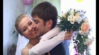 Нежность! Свадебный клип. Лариса+Роман=СВ