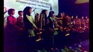 Can't Smile Without You - Keluarga Paduan Angklung ITB