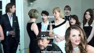 Tackfilm Reklamfilmsinspelning mp4