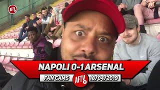 Napoli 0-1 Arsenal | Lacazette's Free Kick Was Brilliant & I Want Koulibaly! (Troopz)