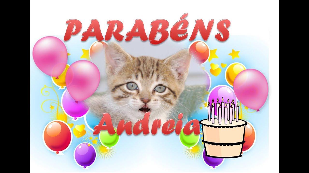 Mesa De Feliz Aniversario Bolo Para Sobrinha Imagens: PARABENS ANDREIA!