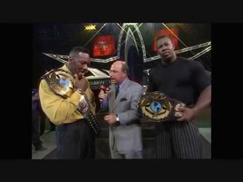 WCW Monday Nitro - Harlem Heat Promo - October 4, 1999