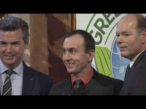 GREEN BRANDS Austria 2016 Gala - Auszeichnungen 3