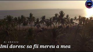 DJ GROSSU - Imi doresc sa fii mereu a mea ( Official song ) HIT 2021