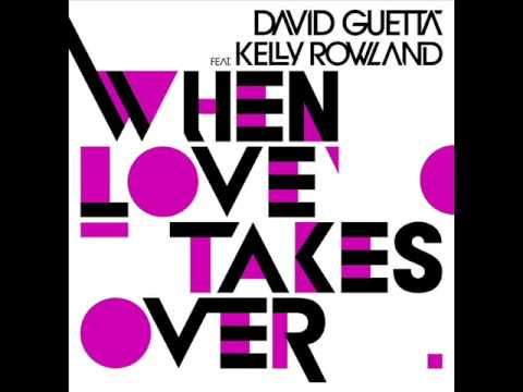 David Guetta FT. Kelly Rowland  - When Love Takes Over (Electro Extended Mix)