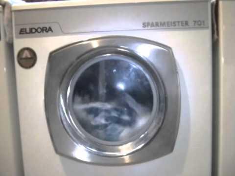 Waschmaschine Eudora Sparmeister 701 Buntwäsche 60°C
