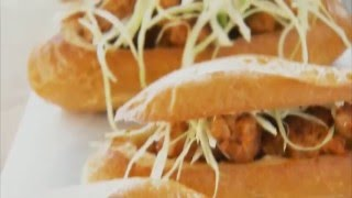 Sausage Sandwich Dinner Recipe With Chef Scott Peacock