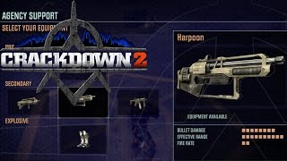 Crackdown 2 Let's Play: Epic Weapons [4]