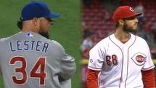 Chicago Cubs vs Cincinnati Reds: Full Game Highlights