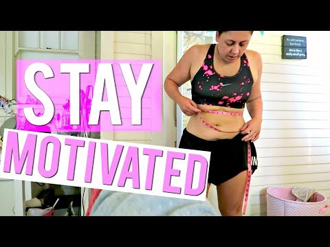 HOW I STAY MOTIVATED | Fitness Vlog #7