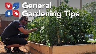 Do My Own Gardening - General Gardening Tips