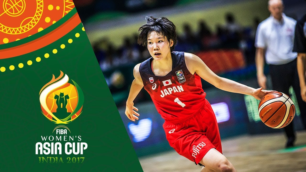 Australia v Japan - Highlights - Final - FIBA Women's Asia Cup 2017