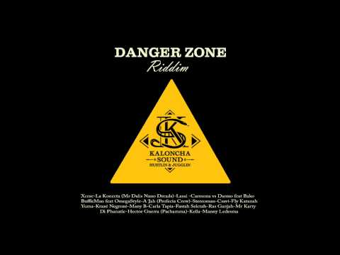 KALONCHA SOUND feat. YUMA - Show Love - DANGER ZONE RIDDIM