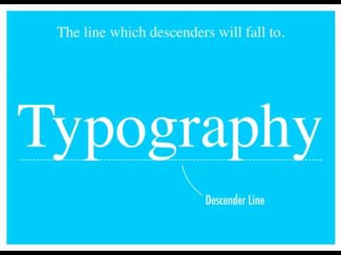 Letterform Diagram