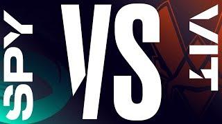 SPY vs. VIT - Week 6 Day 1 | LEC Summer Split | Splyce vs. Vitality (2019)