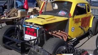 Racing Cars Big 3 Auto Parts Exchange 2-24-2018