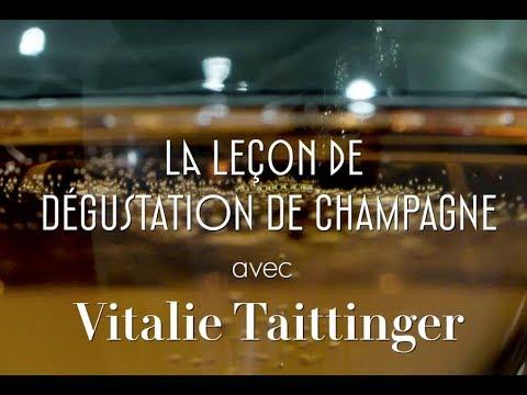 Comment déguster du champagne ?  | VANITY FAIR