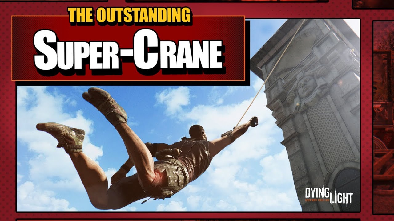 The Outstanding Super-Crane Community Event