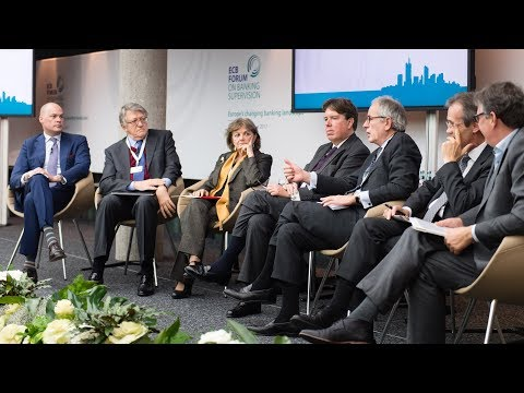 Second Forum Banking Supervision - Panel I: European banking