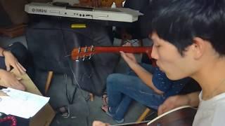 Attention - CLB guitar Kiến Trúc HN ( xé nháp thử )