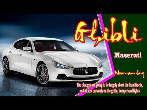 2019 Maserati Ghibli | 2019 Maserati Ghibli Gransport | 2019 Maserati Ghibli Gran Lusso