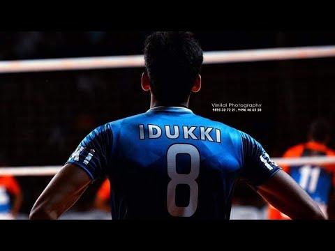 Trial shots # idukki Vs Ernakulam # Kerala state# volleyball championship
