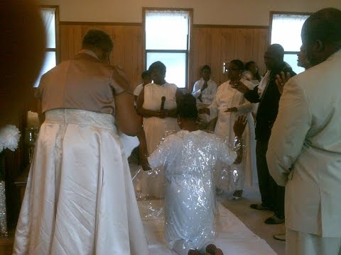 Pastoral Installation Service,  Part 1 of 3