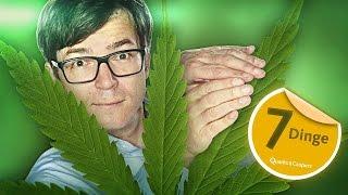 Kiffen - 7 Dinge, die Sie wissen sollten! - Quarks & Caspers Cannabis Doku