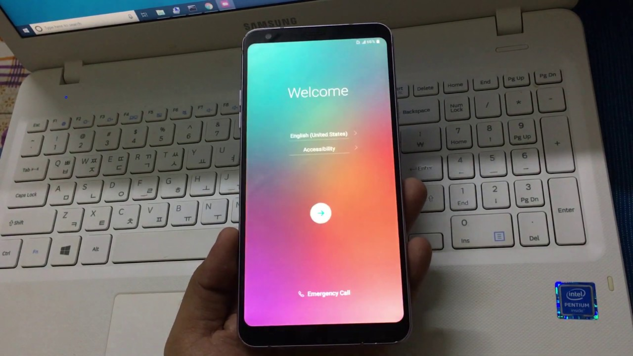 LG Stylo 4 (Q710MS ) FRP Bypass Android 8 1 0 | LG Stylo 4