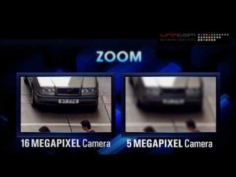 Avigilon 16 Megapixel Surveillance Systems Youtube