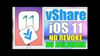 Download vShare VIP Pro iPhone, iPad iOS 11.2  (NO JAILBREAK)(NO COMPUTER) [vShare iPhone App] 2018