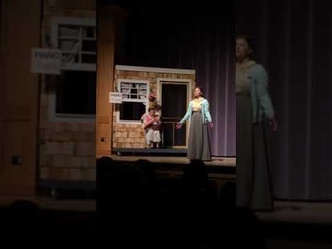 My White Knight - The Music Man - Plymouth North High School - 2016