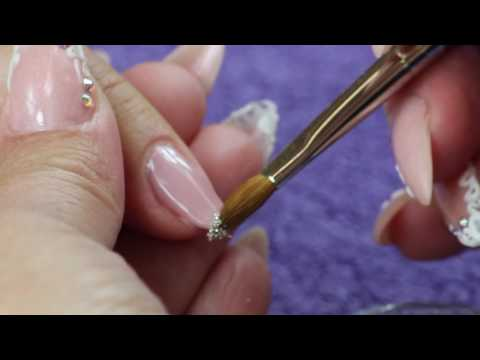NSI Nails: Gel Polish Glitter Ombre Fade